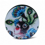 Peacock Lady Plug 6mm - 25mm