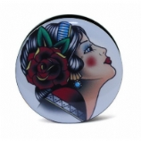 Vintage Gypsy Lady Plug 6mm - 25mm