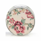 Tapestry Style Roses Surgical Steel Plug 6mm - 25mm