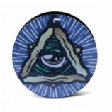 All Seeing Eye Plug 6mm - 25mm