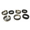 Spinner Style Steel Ring