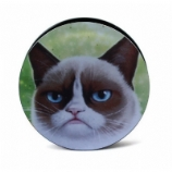 Grumpy Cat Plug 6mm - 25mm