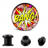 Bang! Cartoon Plug 6mm - 30mm