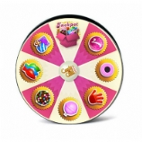 Candy Crush Bonus Wheel Plug 6mm - 25mm
