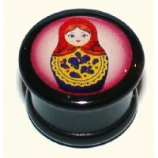 Russian Doll Ikon Plug