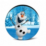 Olaf Frozen Plug 6mm - 25mm