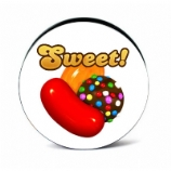 Candy Crush Sweet Plug 6mm - 25mm