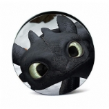 Toothless Dragon Plug 6mm - 25mm