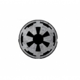 Imperial Insignia Star Wars Plug 6mm - 25mm