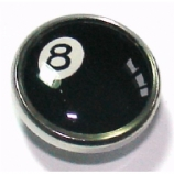 Eight Ball Ikon Disc For Bioplast Flesh Plug System