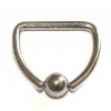 Ball Closure D-Ring - 1.6mm