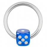 Dice Ball Closure Ring