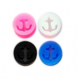Anchor Cut-Out Silicone Flexi Solid Plug