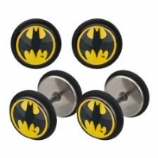 Batman Logo Fake Plug