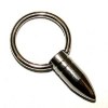 Bullet Ball Closure Nipple Ring