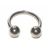 Horseshoe Septum Ring - 1.2mm