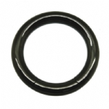 Black Segment Ring - 1.6mm