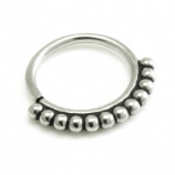 Bead Trim Surgical Steel Seam Ring