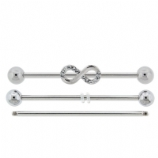 Crystal Infinity Scaffold Bar