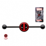 Deadpool Official Licensed Scaffold Barbell