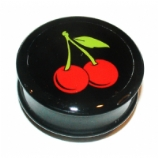 Cherries Mega Ikon Large Gauge Ear Plug 22mm - 30mm