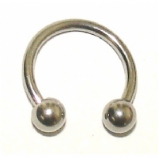 Horseshoe Circular Barbell - 1mm