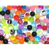 Pack Of Six UV Spare Balls For 1.2mm Body Bars