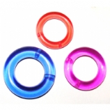 UV Acrylic Segment Ring 1.6mm - 10mm