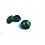 Pink Floyd Dark Side Screw on Plug 6mm-25mm