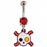 Bacon and Eggs Skull Belly Bar