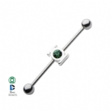 Green Lantern Official Licensed Scaffold Barbell
