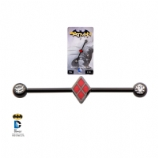 Harley Quinn Official Licensed Scaffold Barbell