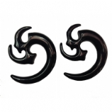 Tribal Acrylic Ear Hook