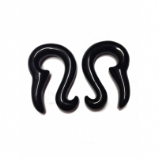 Squiggle Acrylic Ear Hook