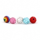 Crystal Encrusted DiscoBall Spare Ball For 1.6mm Body Bars