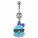 Nerdy Octopus Belly Bar