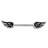 New Style Angel Wings Nipple Bar