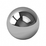 Spare Plain Ball For 1.6mm Body Bars