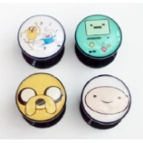 Adventure Time Plug 6mm - 25mm