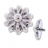 3D Flower Internally Threaded Labret - 1.2mm