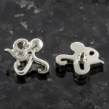 3D Octopus Internally Threaded Labret - 1.2mm