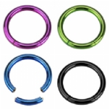 Coloured Segment Ring - 1.2mm