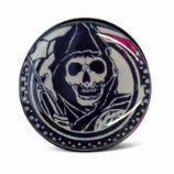 Son's of Anarchy Logo Plug 6mm - 25mm