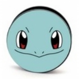 Squirtle Pokemon Plug 6mm - 25mm