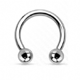 Horseshoe Circular Barbell - 1.6mm
