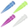 Glow In The Dark Ear Stretching Taper 1.6mm - 10mm