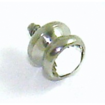 Concave Side Screw On Attachment For 1.6mm Dermal Anchor - For Attaching Dangles