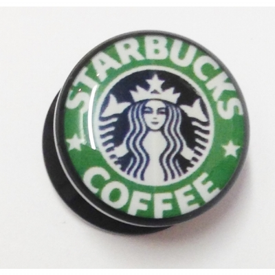 Starbucks Plug 6mm - 25mm
