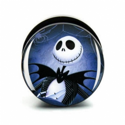 Jack Skellington NBC Plug 6mm - 25mm
