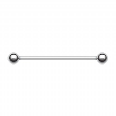Plain Scaffold Barbell